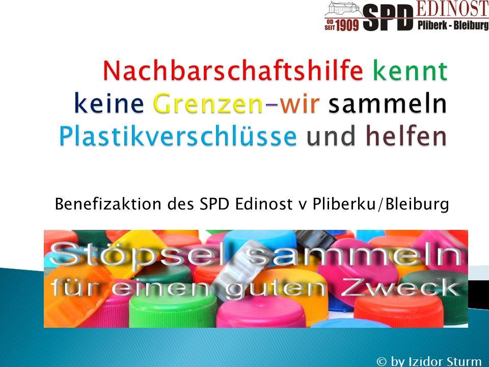 Benefizaktion des SPD Edinost v Pliberku/Bleiburg © by Izidor Sturm