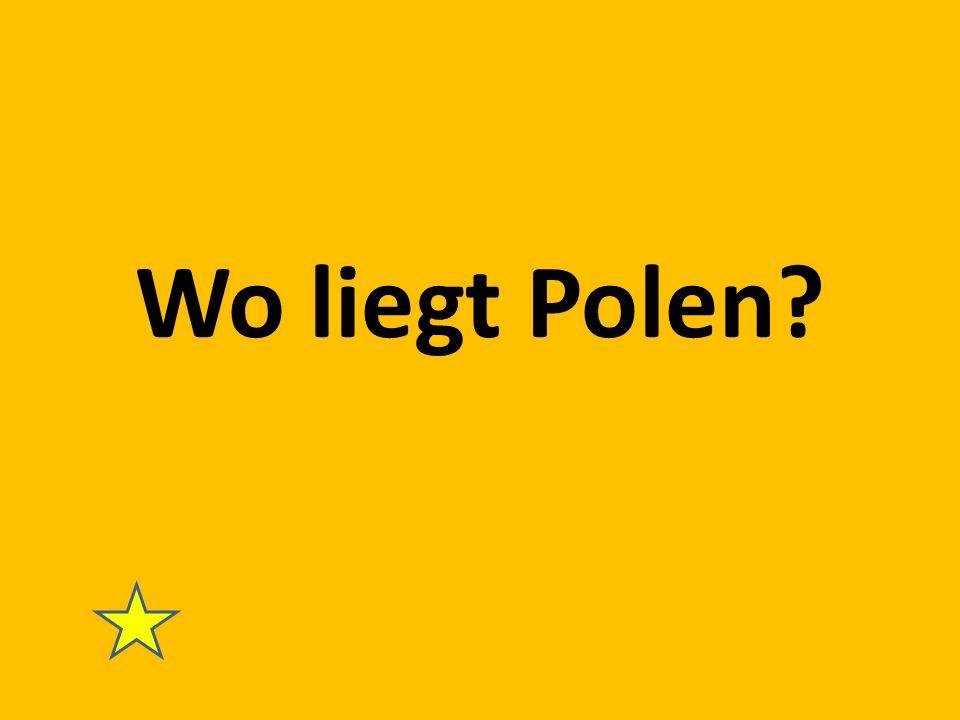 Wo liegt Polen?