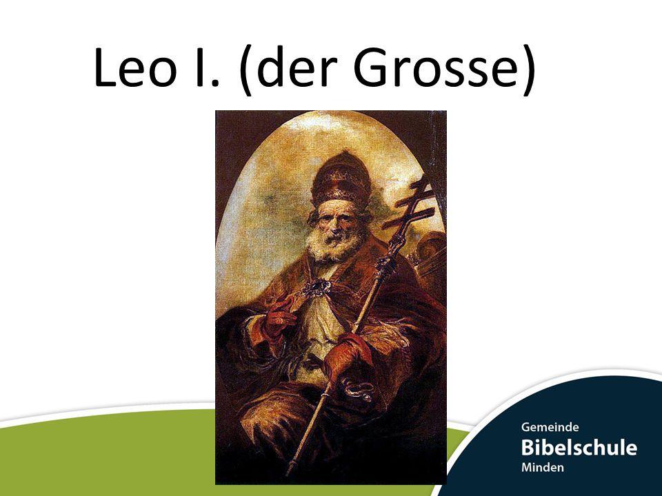 Leo I. (der Grosse)