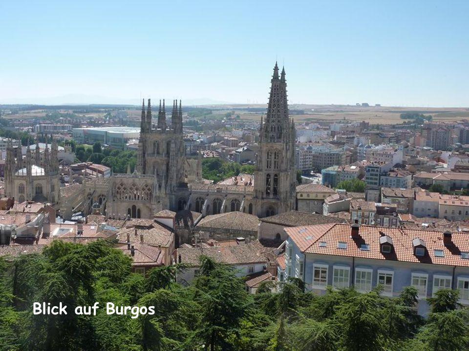 Die Kathedrale von Burgos