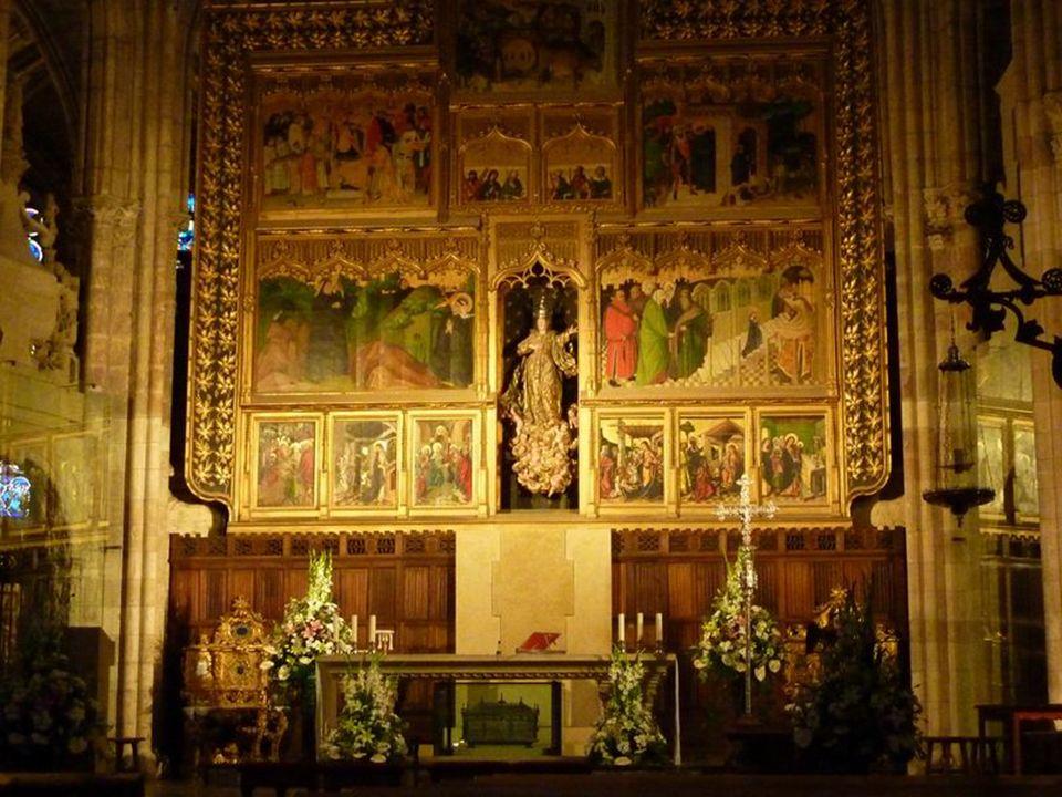 Die gotische Kathedrale