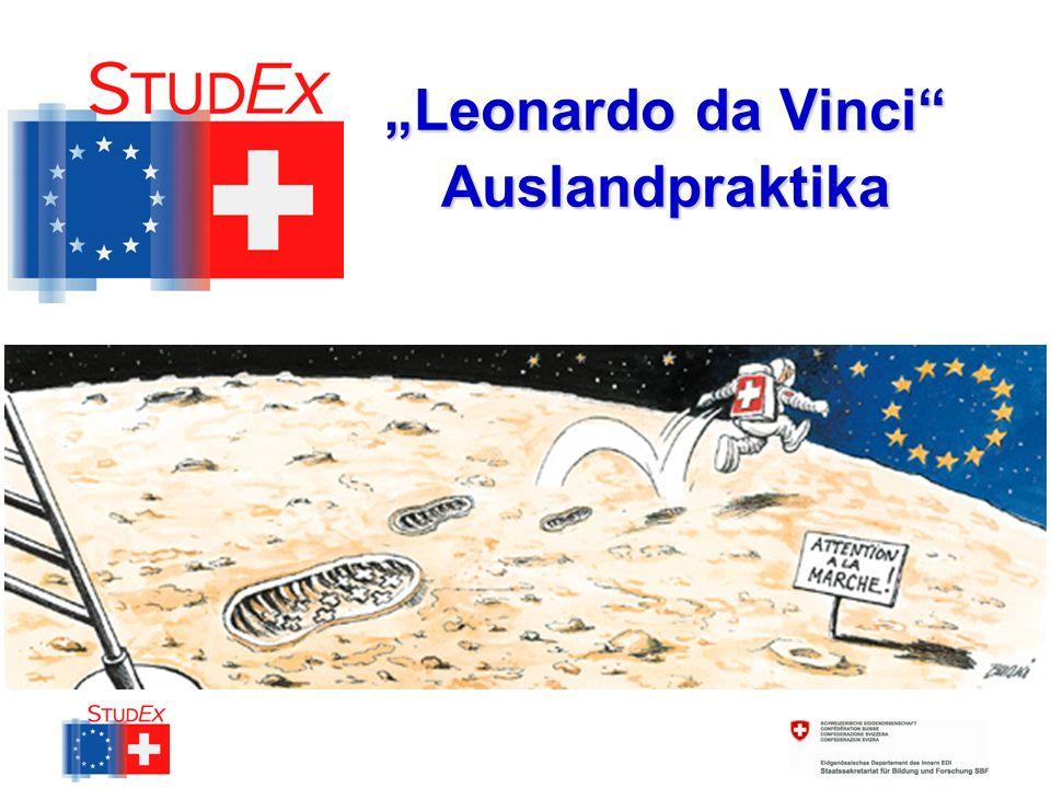 Leonardo da Vinci Auslandpraktika