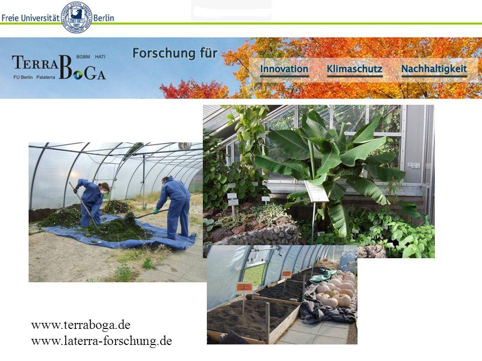 www.terraboga.de www.laterra-forschung.de