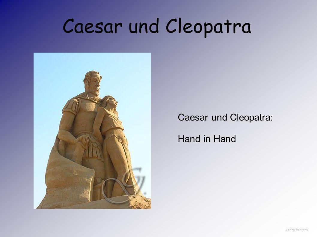 Caesars Kindheit Caesar wuchs in einem eher schlechteren Stadtviertel Roms, Subura, auf. Seine Erziehung übernahm seine Mutter Aurelia allein. Caesar