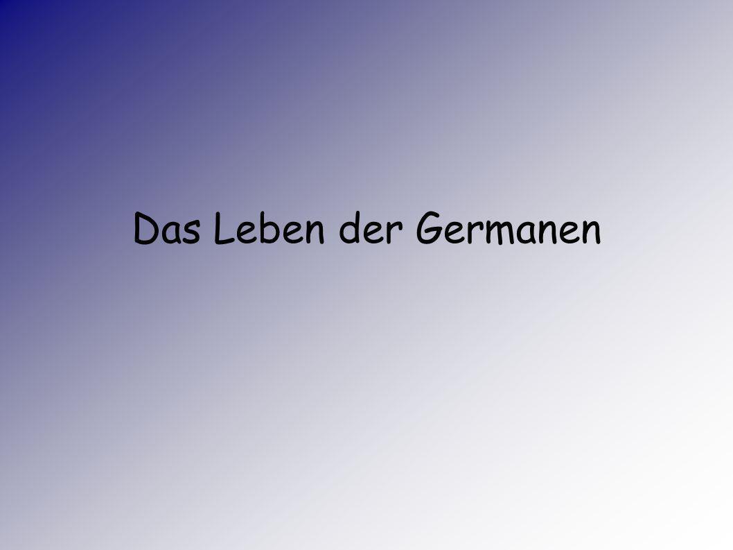 Das Leben der Germanen Wirtschaft im Römischen Rheinland Kriege zwischen Rom und Germanien