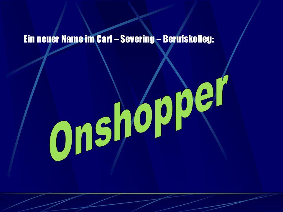 Ein neuer Name im Carl – Severing – Berufskolleg: