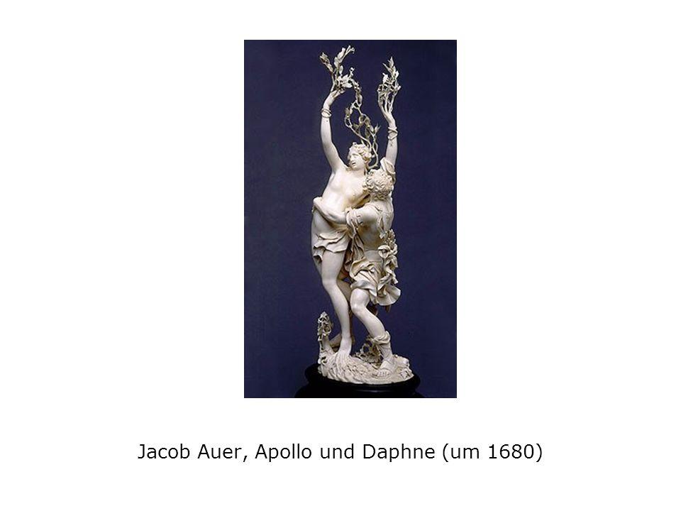 Jacob Auer, Apollo und Daphne (um 1680)