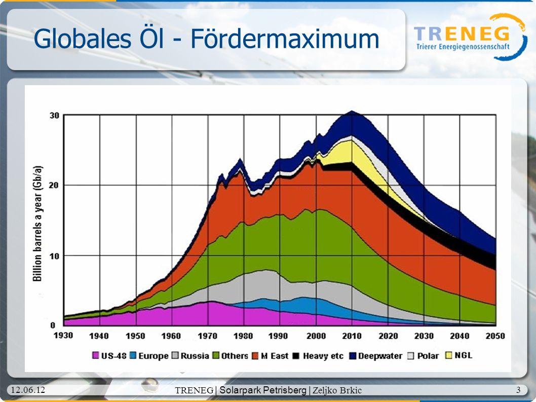 4 12.06.12 TRENEG | Solarpark Petrisberg | Zeljko Brkic Stromerzeugung aus EE-Anlagen in 2010 -> BürgerInnnen sind mit Abstand die wichtigsten Investoren