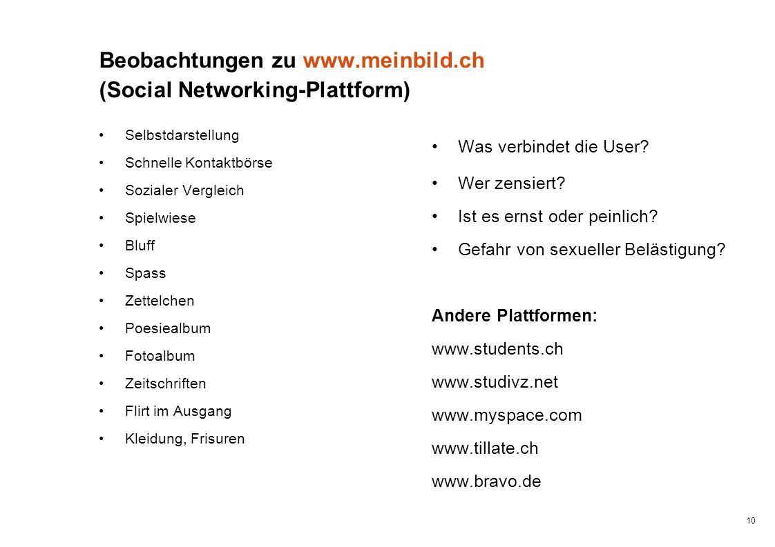 11 Weblogs: Das Tagebuch im Internet Persönliche Internetseiten, die in kurzen Abständen aktualisiert werden.