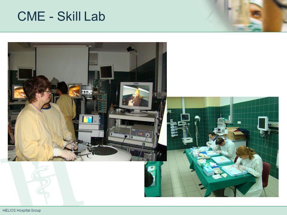 HELIOS Hospital Group CME - Skill Lab