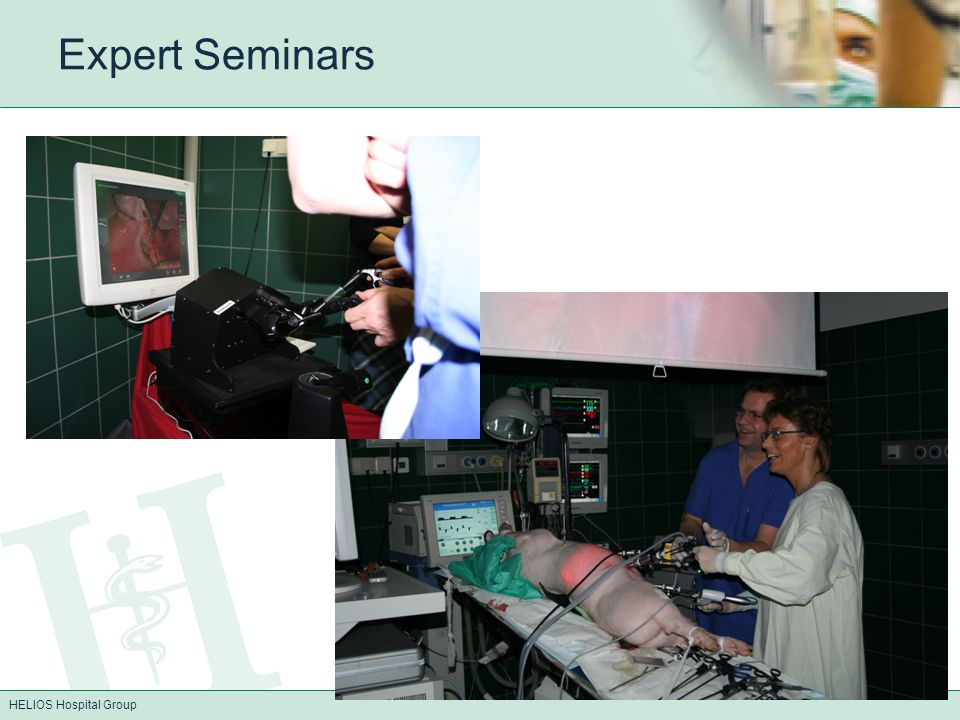 HELIOS Hospital Group Expert Seminars