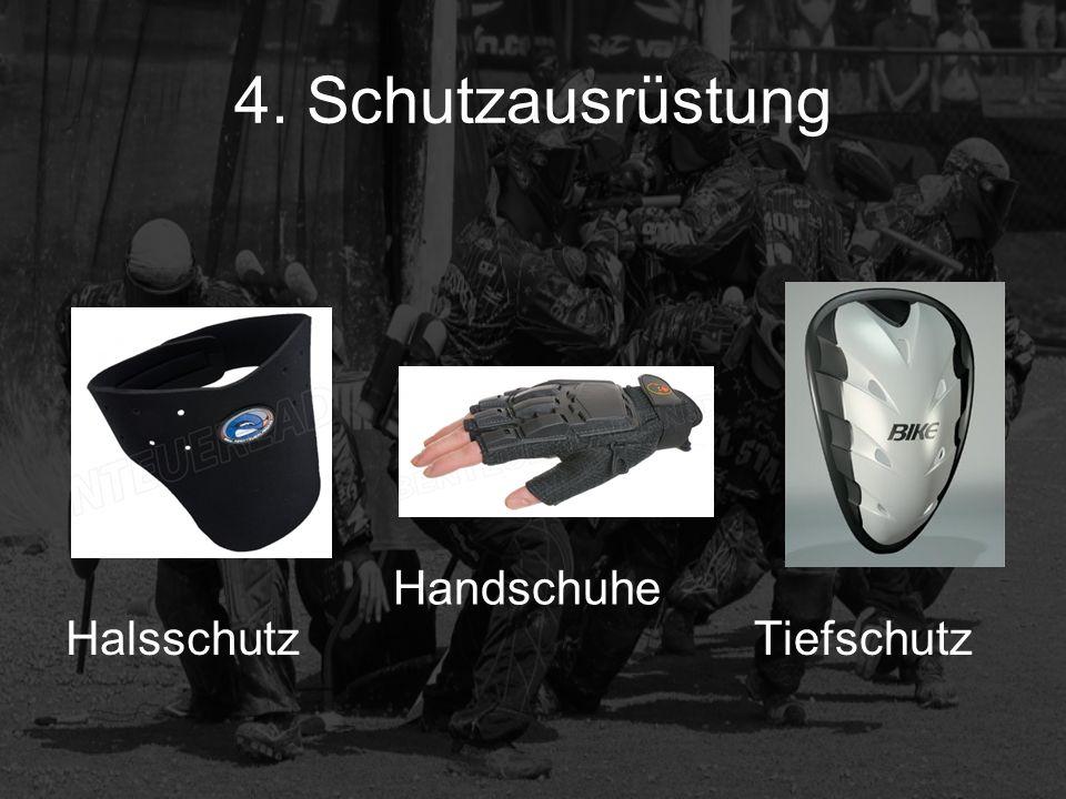 Handschuhe TiefschutzHalsschutz