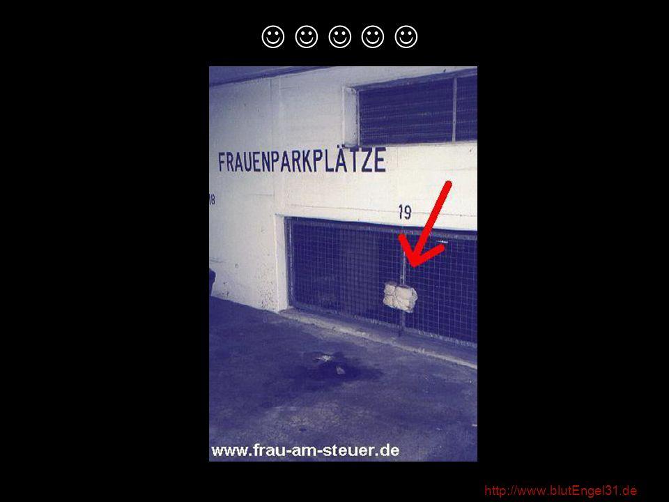 http://www.blutEngel31.de Einige Zeitgenossen haben das Gefahrenpotential der Dummen durchaus schon berücksichtigt: