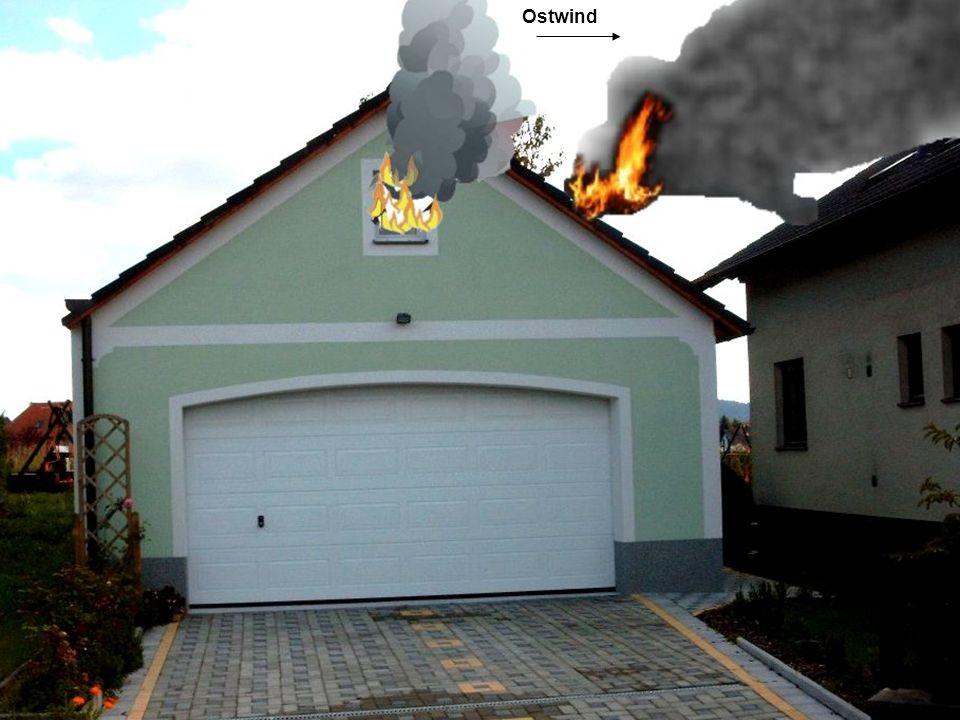 8) Welche Maßnahmen sind nach dem Einrücken in das Feuerwehrhaus bei Einsatzende zu veranlassen.