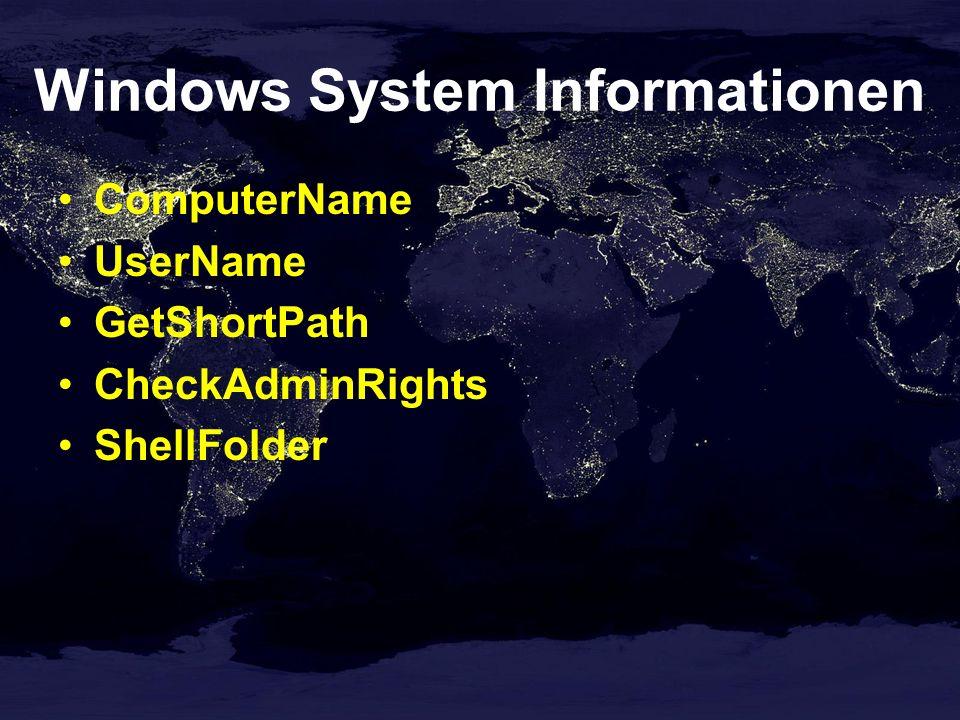 Scan Funktionen GetTWAINSources Anzeige verfügbarer Scanner GetTWAINImage Scanvorgang auslösen