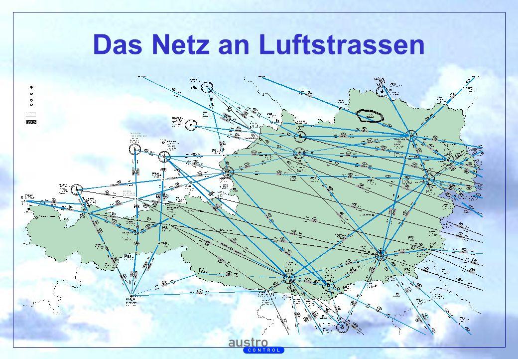 Abt. Generalsekretariat Das Netz an Luftstrassen