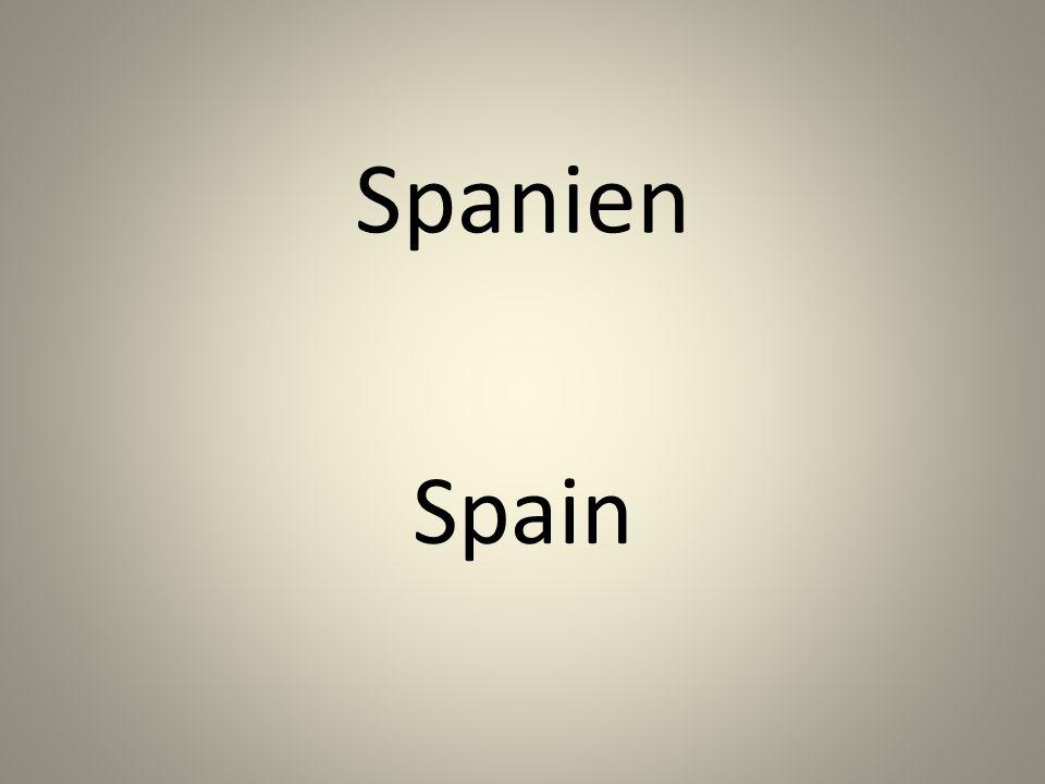 Spanien Spain