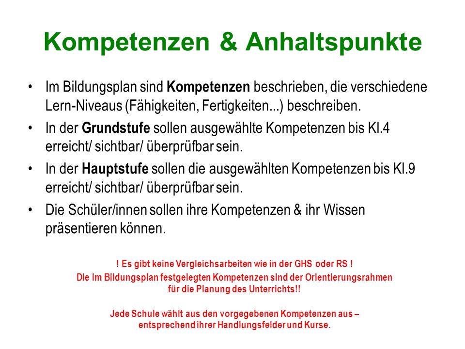Fächerverbünde Teamarbeit/ Absprachen/ Planung...