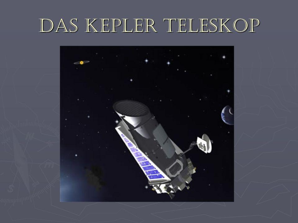 Das Kepler Teleskop