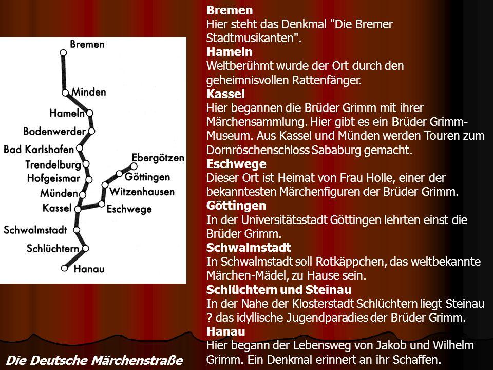 Bremen Hier steht das Denkmal