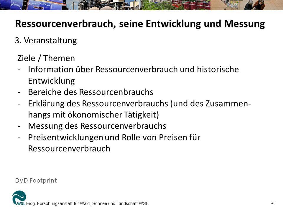 Alternative Messkonzepte für wirtschaftliche Wohlfahrt 74 Aus: Costanza et al.
