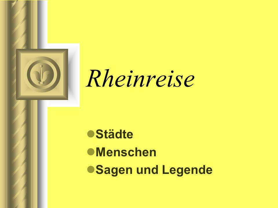Wissenstoto Wo wurde Heinrich Heine geboren.