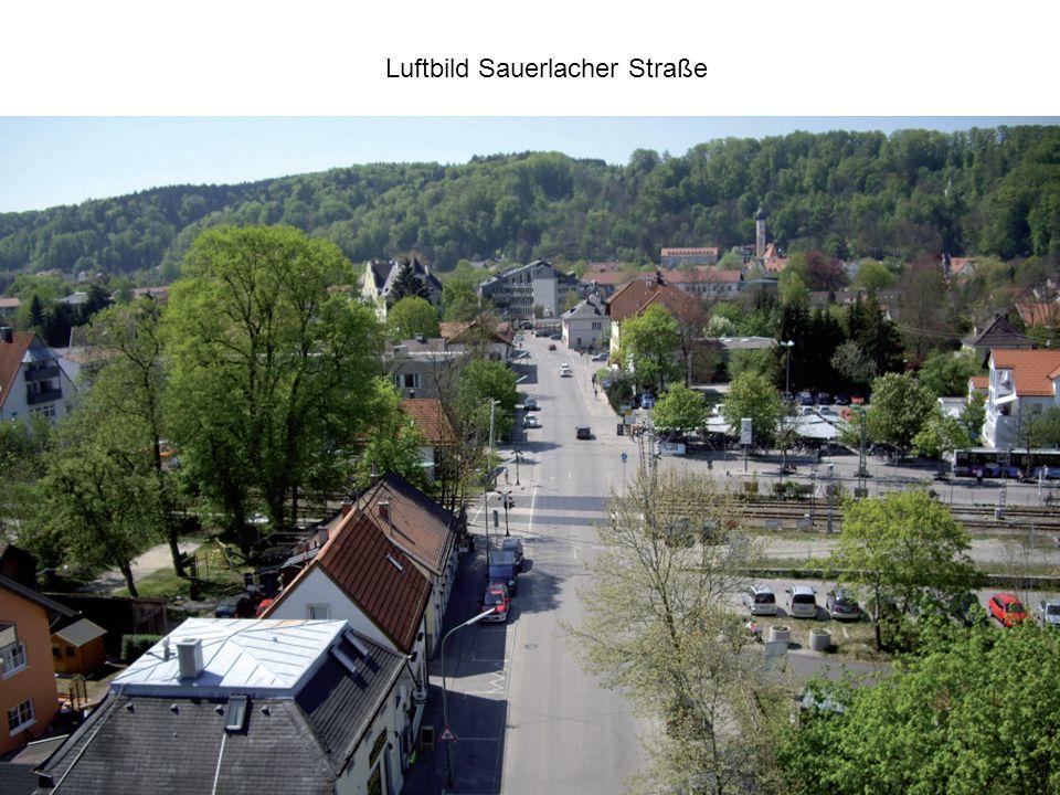 26. August 2007S-Bahn Wolfratshausen8 Luftbild Sauerlacher Straße