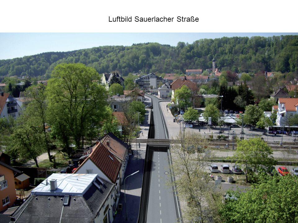 26. August 2007S-Bahn Wolfratshausen9 Luftbild Sauerlacher Straße