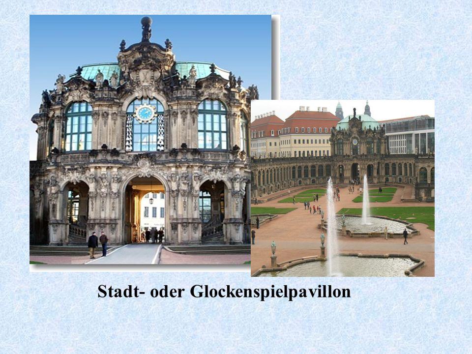Stadt- oder Glockenspielpavillon