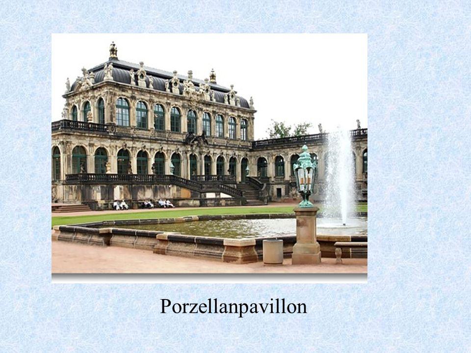 Porzellanpavillon