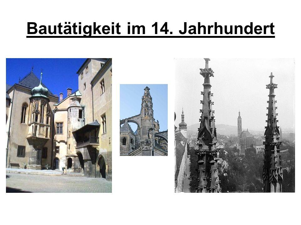 Die Pfarrkirche des hl. Jakob