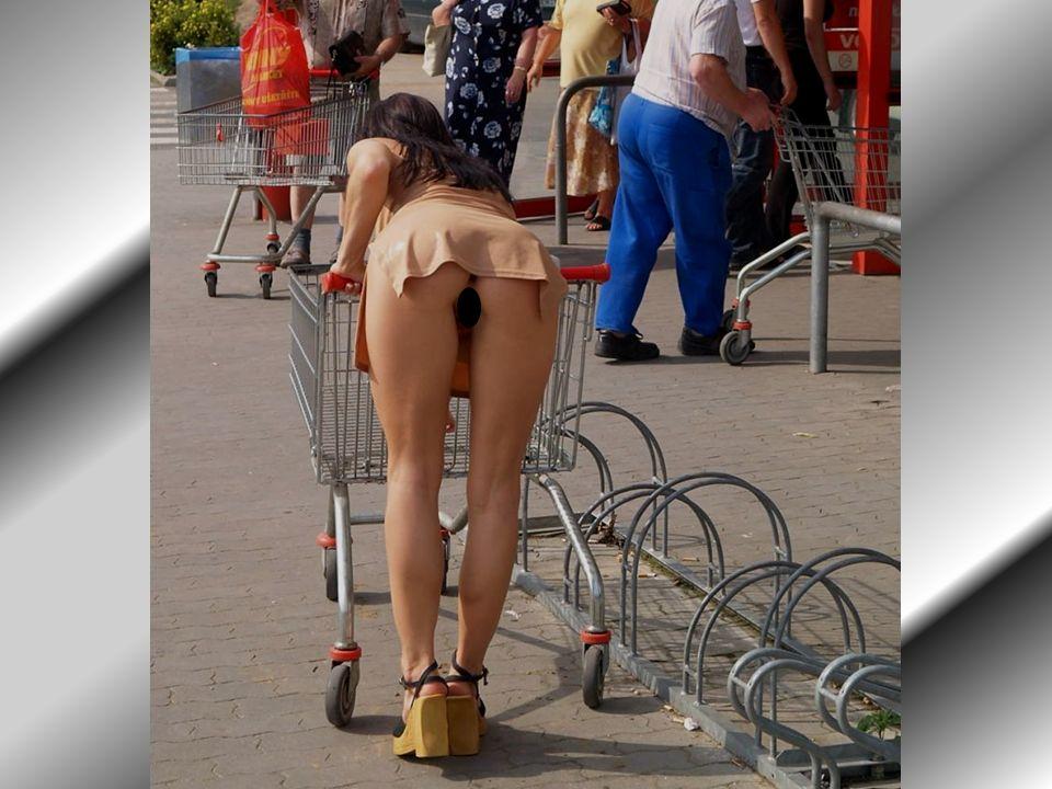 Auf dem Rückweg vom Einkauf überfiel mich eine Rockergang….