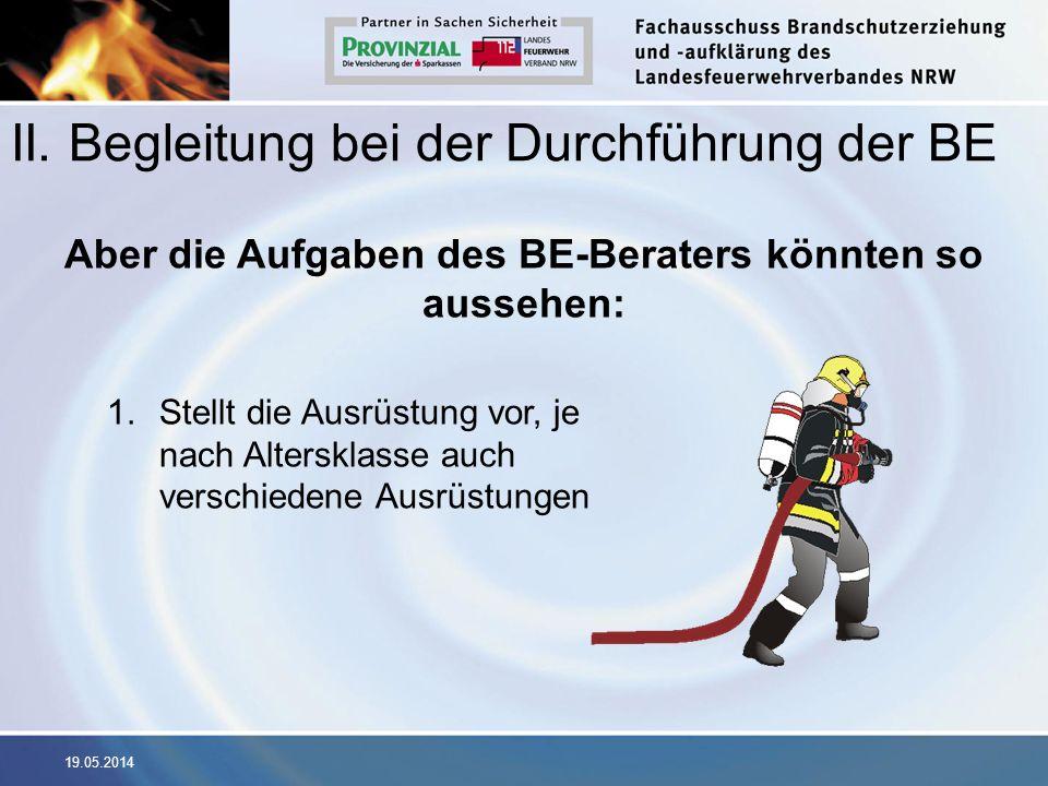 19.05.2014 Stationslauf Feuerwehr zum Greifen nah 1.