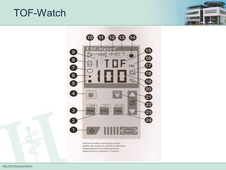 HELIOS Klinikum Erfurt TOF-Watch