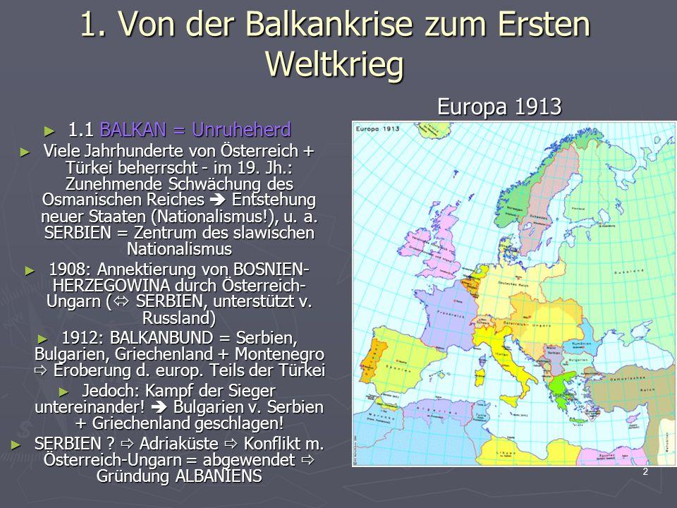 13 6. DIE WEIMARER REPUBLIK: Das Ende