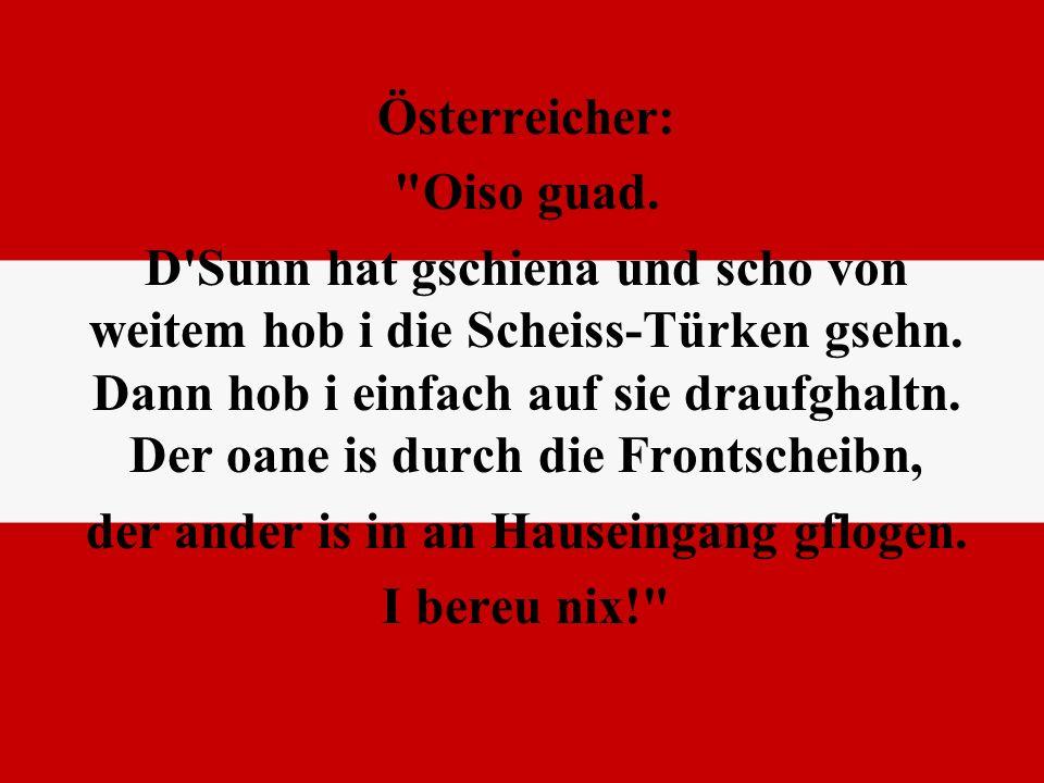 Österreicher: