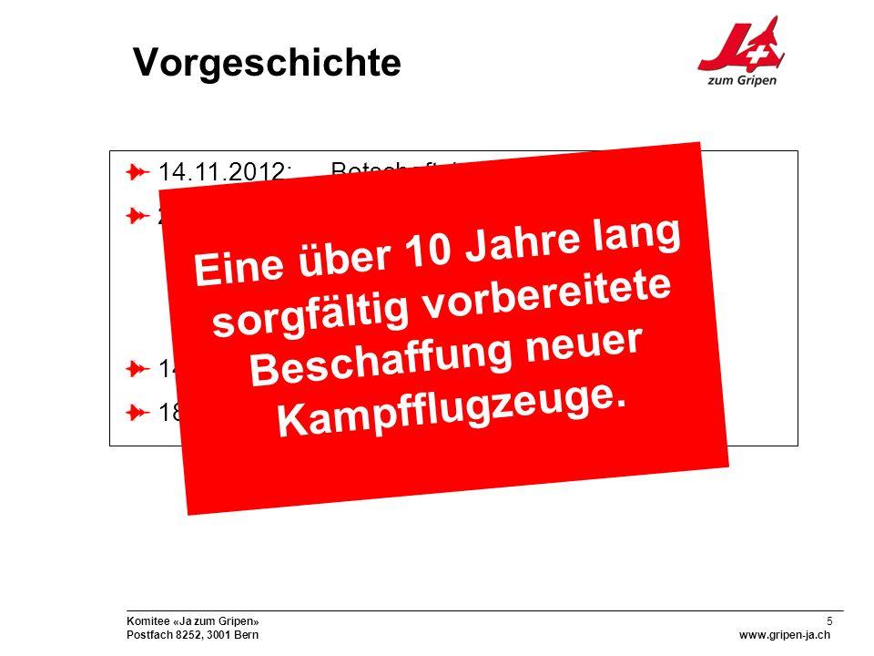 6 Komitee «Ja zum Gripen» Postfach 8252, 3001 Bernwww.gripen-ja.ch Links-grüne Gegnerschaft Quelle: Eigene Angaben des Referendumskomitees 100000 Referendums-Unterschriften?