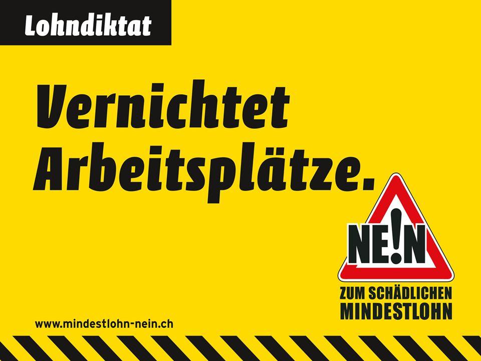 Mindestlohn-initiative Volksabstimmung vom 18. Mai 2014
