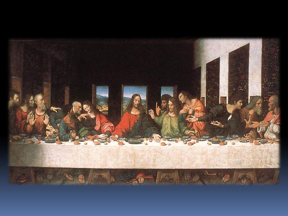 Das Abenmahl Das Abenmahl haben sich oft in christliche Künste gefunden.