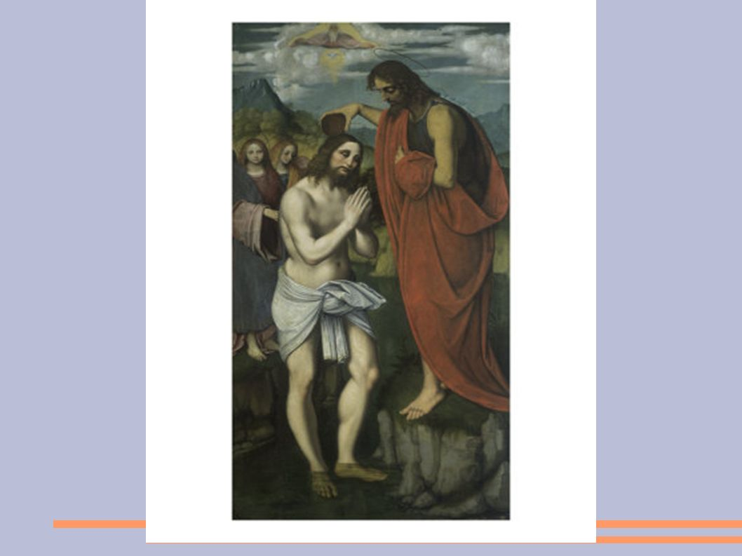 Wo Johannes der Täufer getauft?