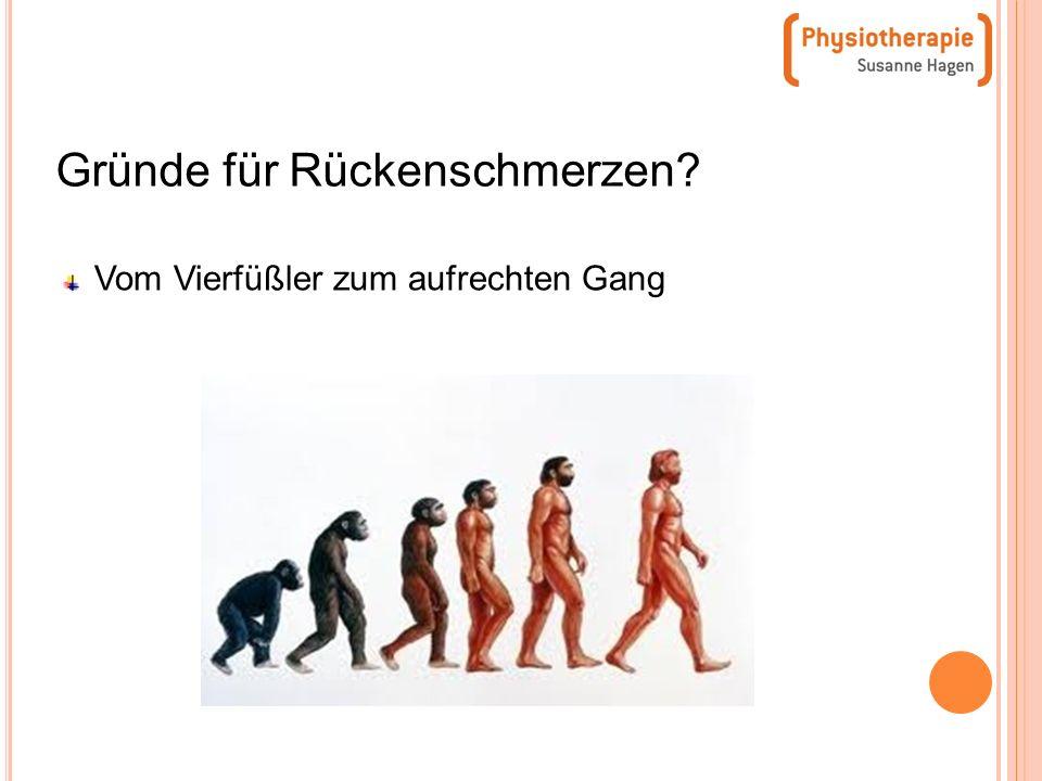 M EIN STARKER R ÜCKEN Susanne Hagen, Physiotherapeutin Lustenau Holzstraße 15a