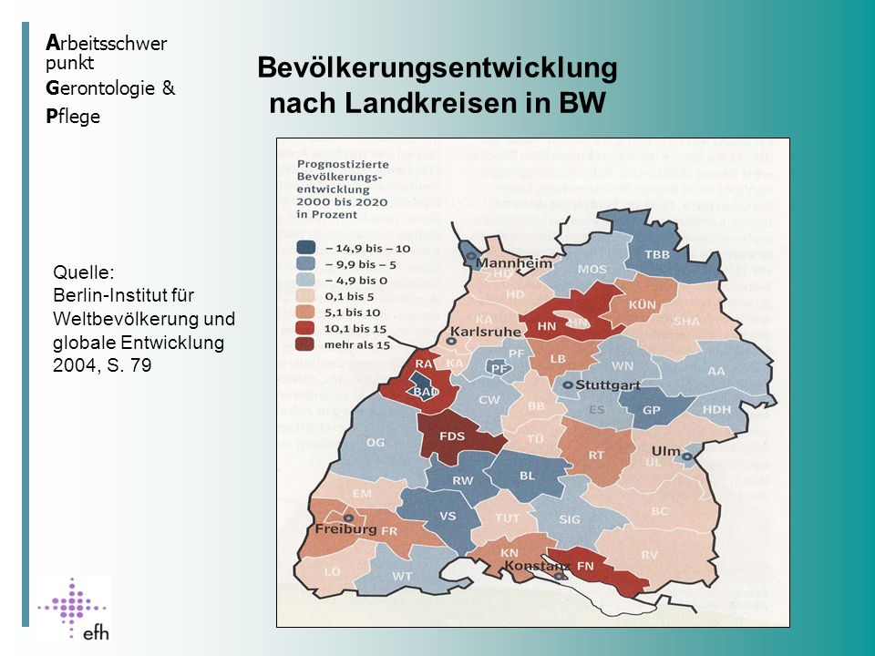 A rbeitsschwer punkt Gerontologie & Pflege Wohnverhältnis der Generationen (Deutschland) Quelle: Alterssurvey