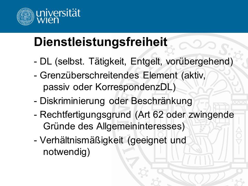 Ablauf 14 EuGH Adm Vorvf: Begründete Stellungnahme Administratives Vorvf: Mahnschreiben Paketsitzungen des informellen Verfahrens