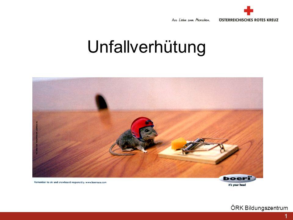 1 ÖRK Bildungszentrum Unfallverhütung