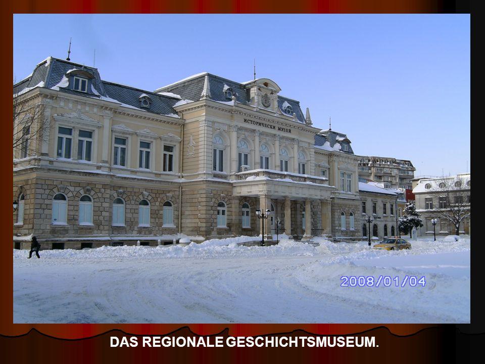 DAS REGIONALE GESCHICHTSMUSEUM.