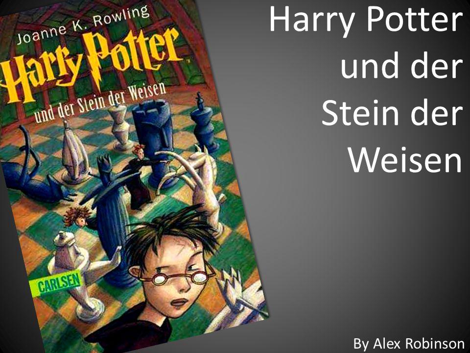 Harry Potter und der Stein der Weisen By Alex Robinson