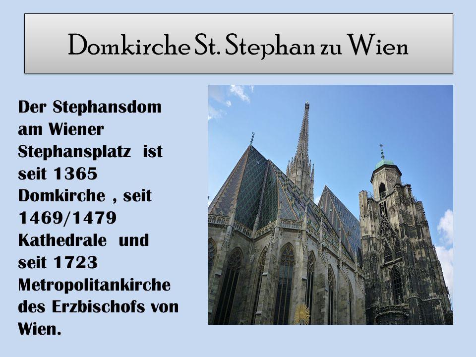 Wiener Karlskirche Die Karlskirche ist eine römisch-katholische Pfarrkirche im 4.