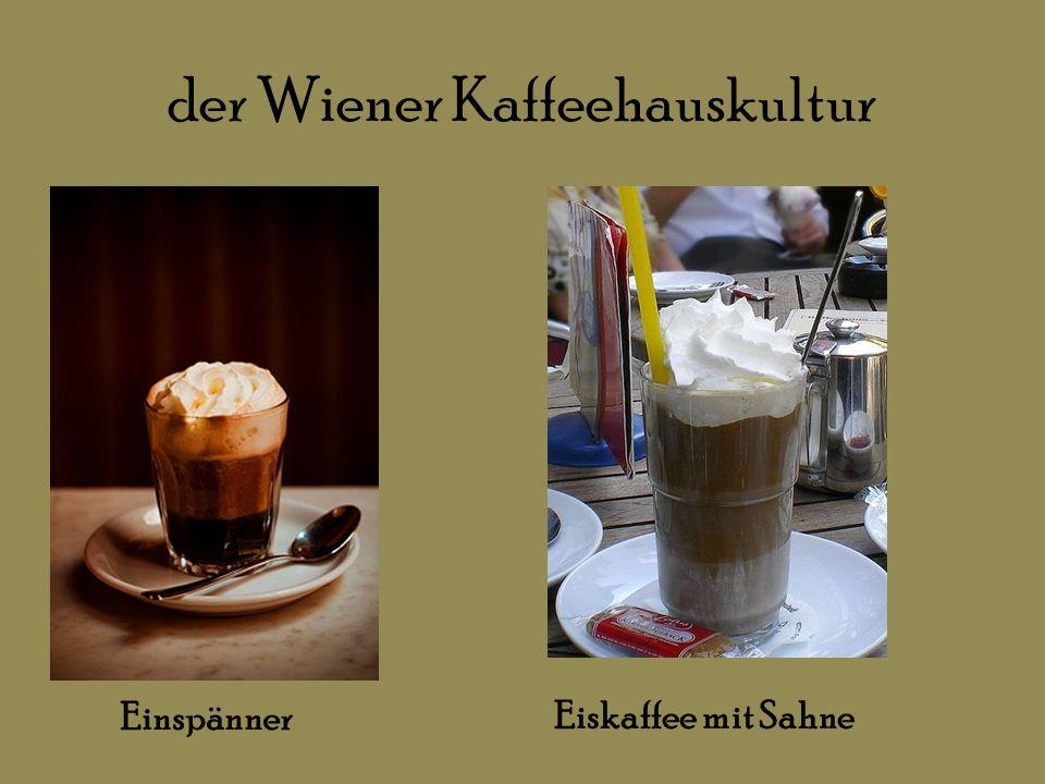 Kapuziner KaffeeWiener Melange