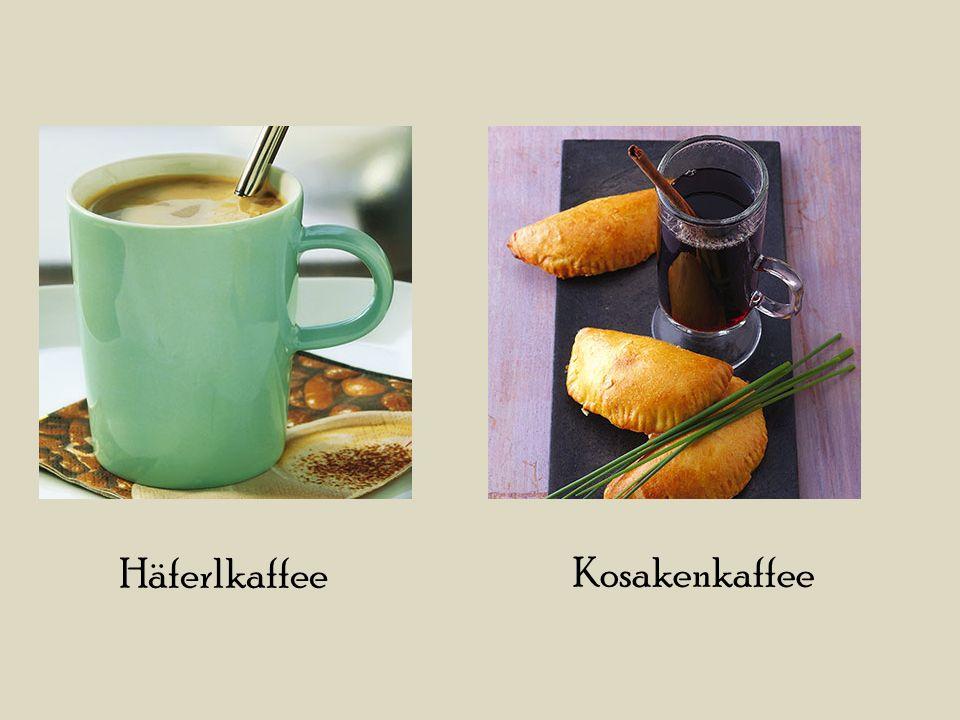 KaisermelangeKossaken Kaffee