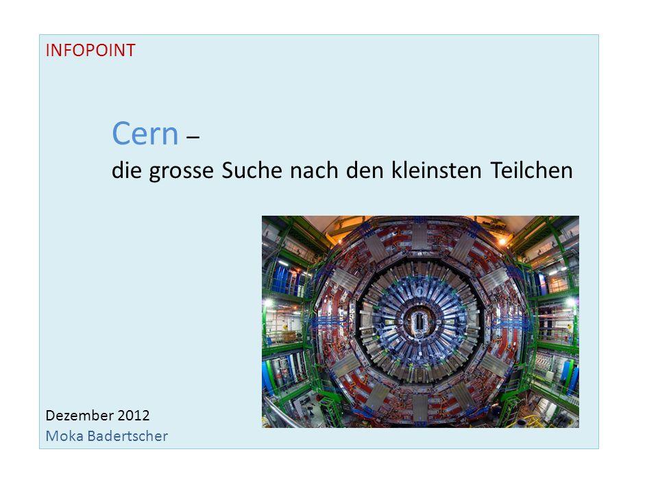 Inhalt 1.LHC – Large Hadron Collider 2.Detektoren 3.Datenverarbeitung 4.The worlds next topmodel 5.Entdeckungen: Higgs, Kaluza-Klein 6.Was zu entdecken bleibt 7.Ausblick